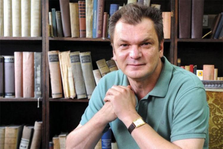 """Goranu Petroviću nagrada """"Zlatna knjiga Biblioteke Matice srpske"""""""