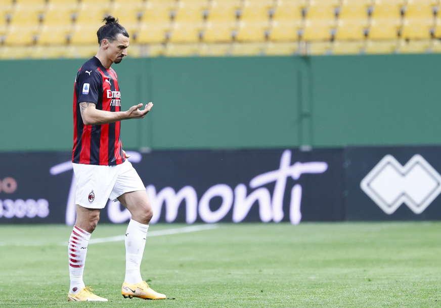 Ibrahimović produžio saradnju sa Milanom
