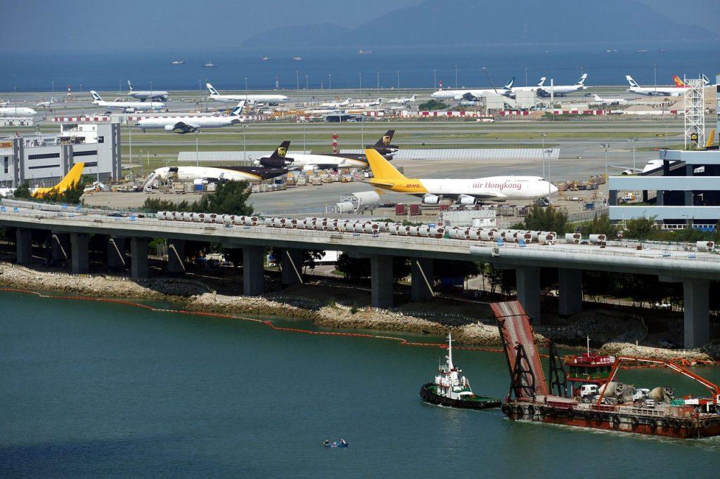 """Hongkong """"otima"""" zemlju od mora i pravi jedan od najvećih aerodroma na svijetu"""