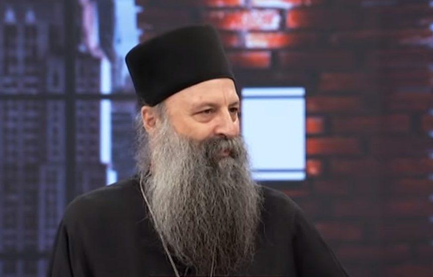 Patrijarh Porfirije pozvao vjernike da praštaju i čuvaju jedni druge