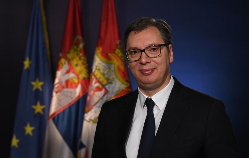 Aleksandar Vučić počasni građanin grada Banjaluka