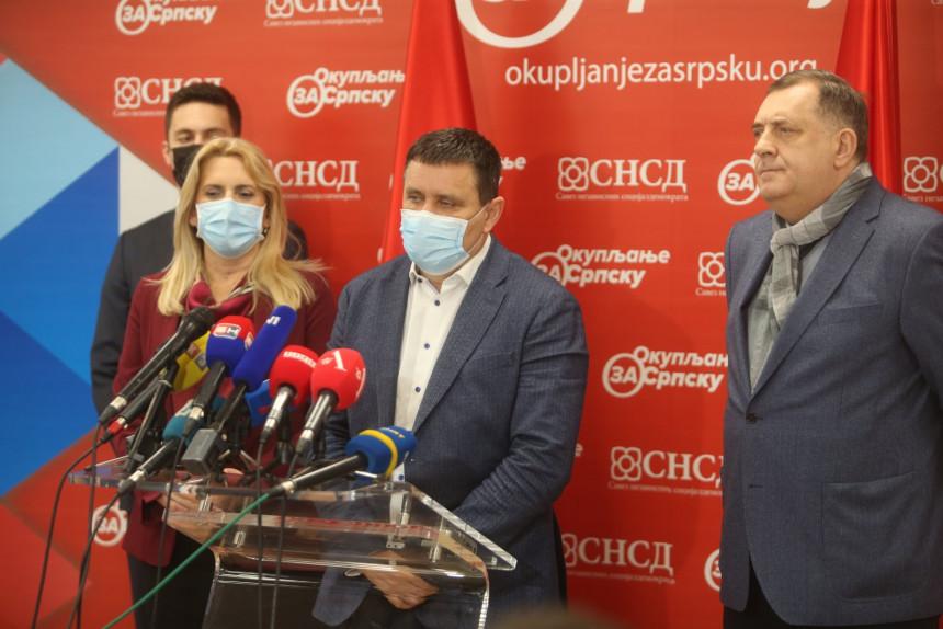 Đajić: Dodik da se vrati izvornim principima SNSD-a, poštenju, pravednosti…