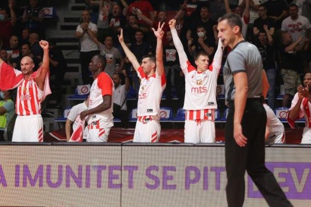 Crveno-beli slavili u majstorici – Zvezda je šampion ABA lige!