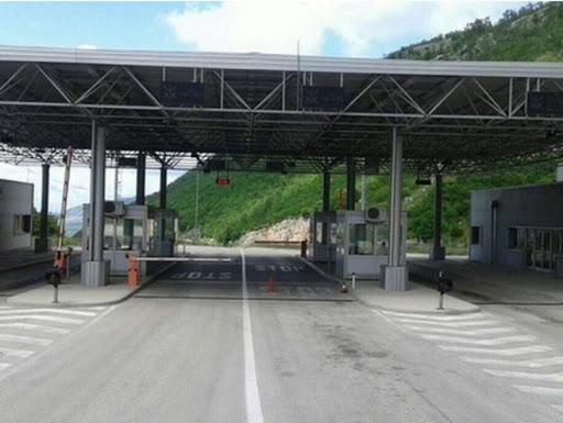 Od danas bez naplate putarine  između Trebinja i Herceg Novog