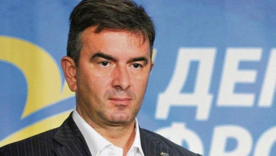 Medojević podnio ostavku (FOTO)