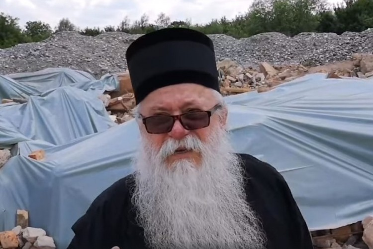 Hrizostom: Način rušenja crkve u Konjević polju nije bio po dogovoru