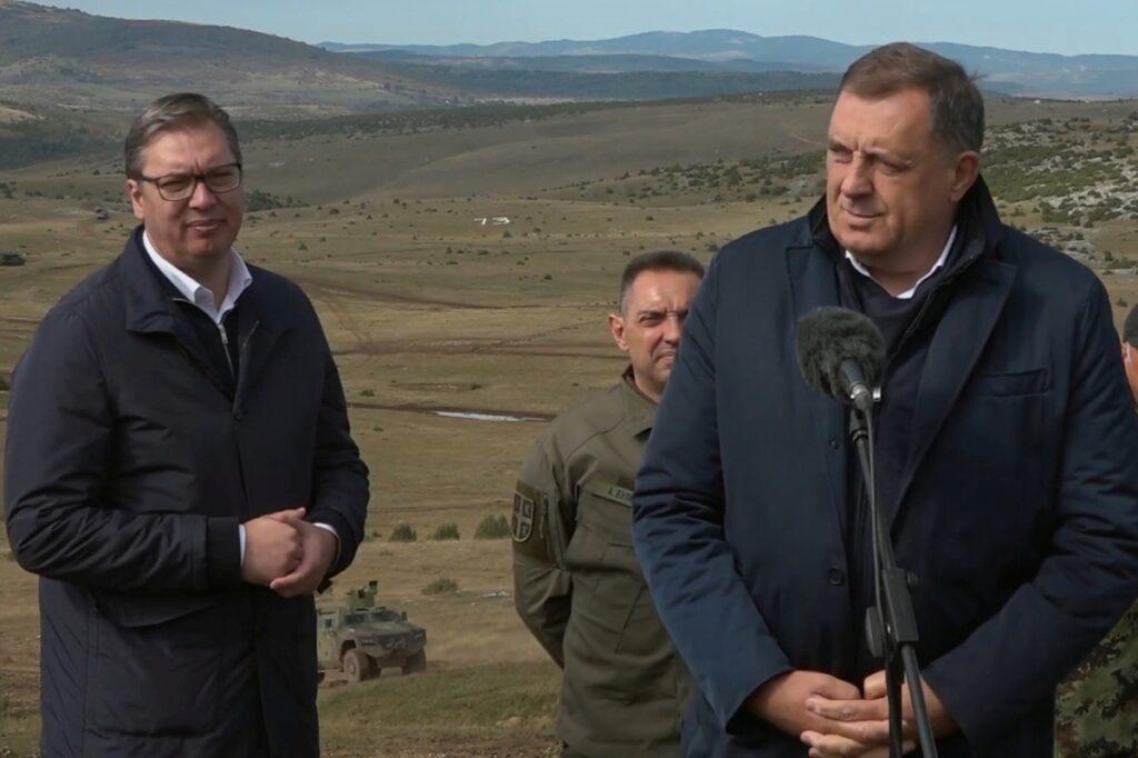 Borko Stefanović pisao Dodiku: Tužno je gledati kako imitirate Vučića!