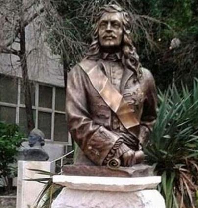 Koga je Sava Vladislavić darovao ruskom caru?