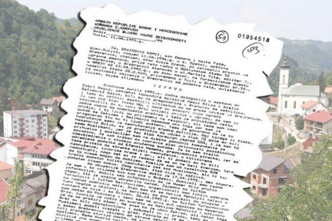 Isplivao dokument oficira tzv. Armije BiH o proboju iz Srebrenice u julu 1995. godine: U koloni prema Tuzli poginulo više od 4.000 ljudi!
