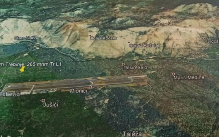 Dodikov prijatelj dobio posao projektovanja Aerodroma Trebinje