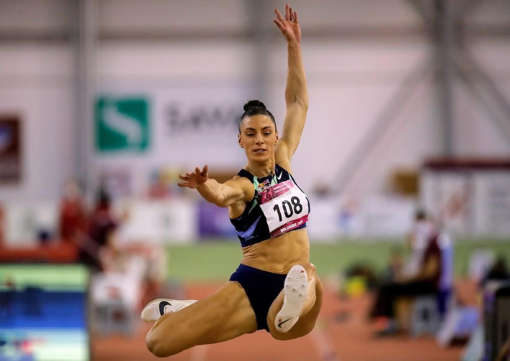 Ivana Španović (©Starsport)