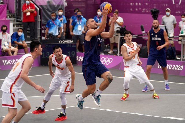 Ništa od zlata – Srbija izgubila u polufinalu