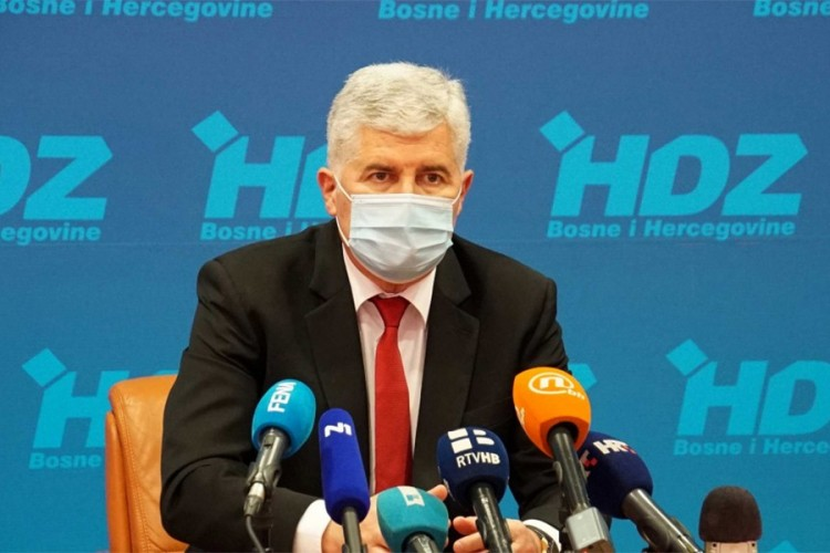 HDZ dostavio svoj prijedlog Izbornog zakona