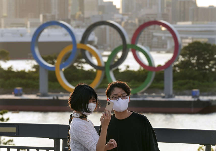 Tokio prijavio rekordnih 2.848 slučajeva korona virusa usred Olimpijskih igara