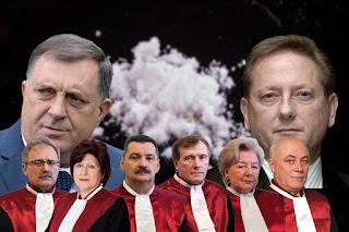 Dosje: Domaće Sudije Ustavnog suda BiH u funkciji Zvorničkog narko klana