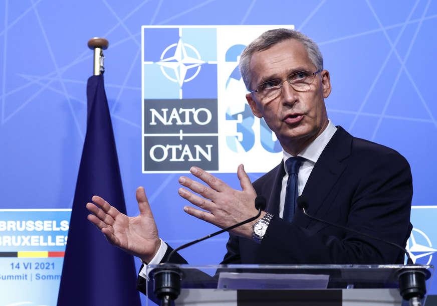 Stoltenberg: KFOR ostaje na Kosovu da osigura mir i bezbjednost