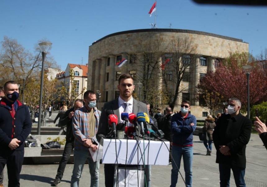 """""""Vlast nastavlja da urušava turizam Republike Srpske"""""""