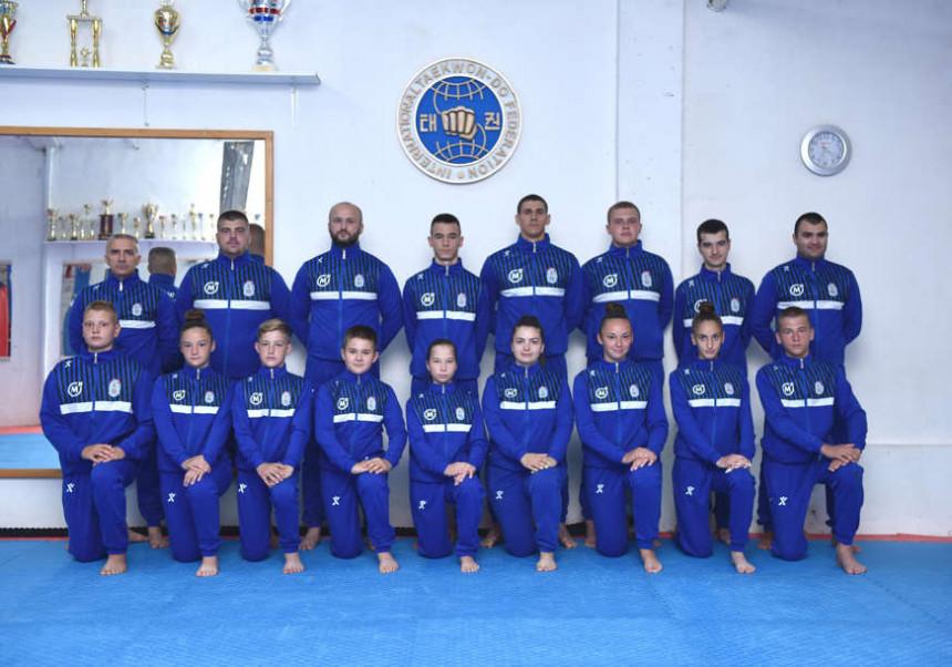 Taekwondo klub Srpski soko okuplja borce od pet do 50 godina
