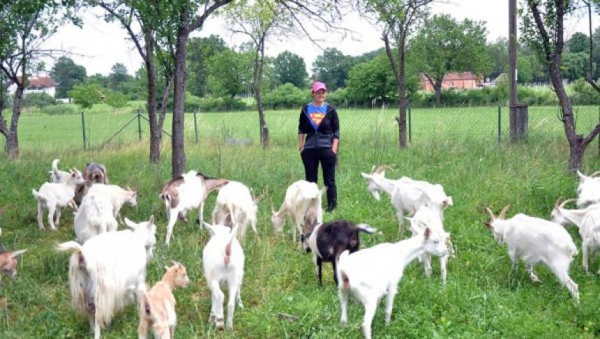 Vedrana ima želju da ima svoju kuću i farmu za koze