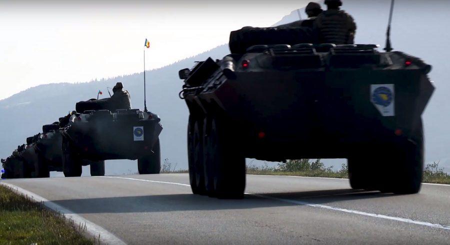 Stanovnici Trebinja uznemireni zbog prisustva vojske, nadležni – to je vježba