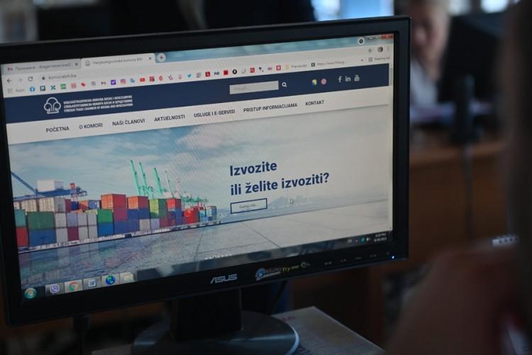 Firme iz Srpske plaćaju članarinu, a na sajtu STK BiH nema ćirilice