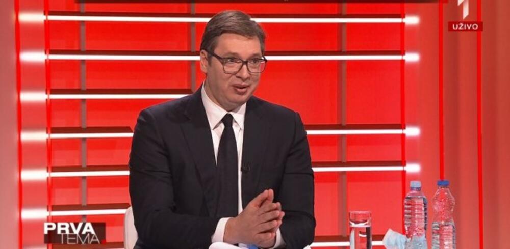 Šta Vučić kaže na lažnu vijest svojih medija o odgađanju ustoličenja na Cetinju?