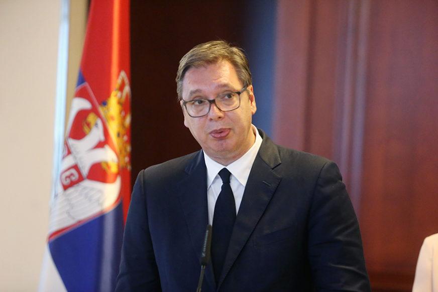 Vučić: Ako počne pogrom Srba na Kosovu, dajemo 24 sata da NATO reaguje