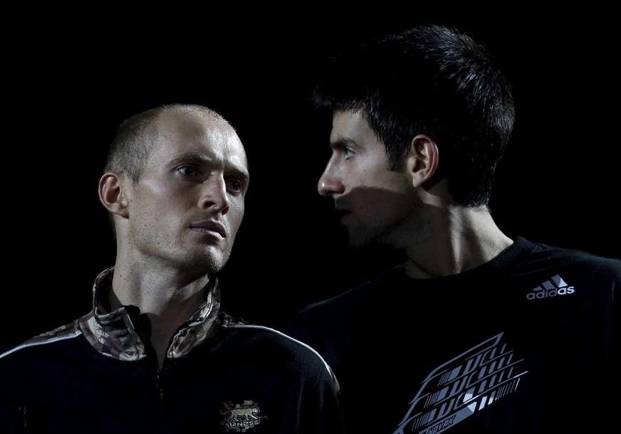 Davidenko se prisjetio duela sa 17-godišnjim Đokovićem