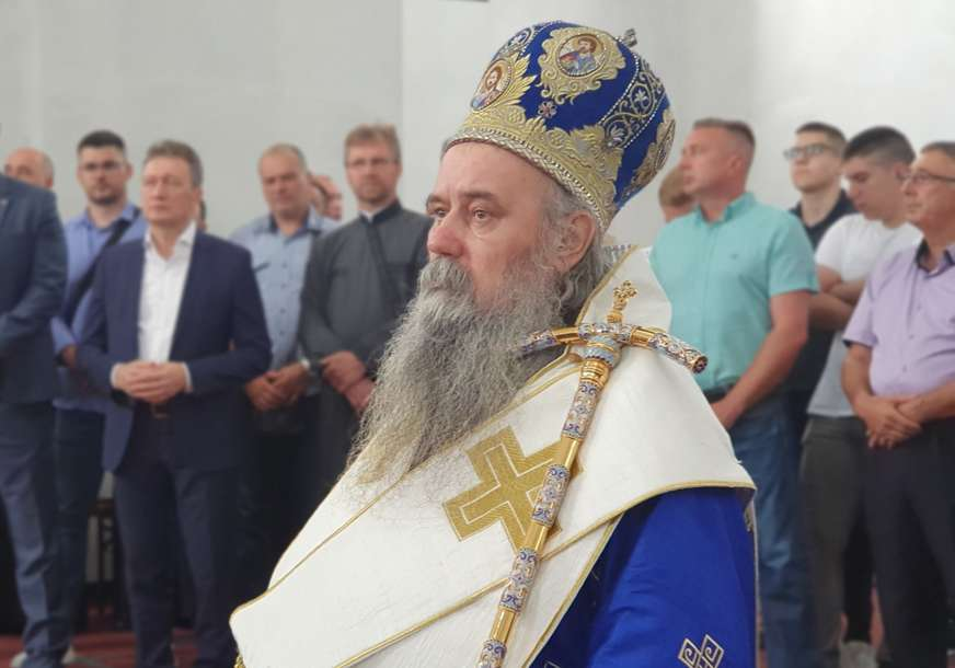 """Episkop Fotije napisao pjesmu """"Ustoličenje"""""""