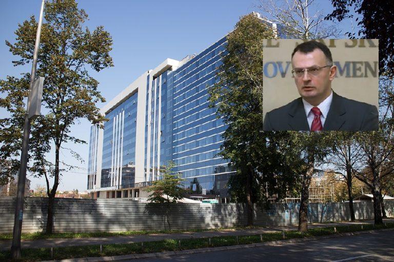 """Radovanović smijenjen sa mjesta direktora """"Lutrije RS"""""""