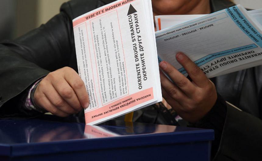 CIK razmatra da uvede skener za izbore 2022.