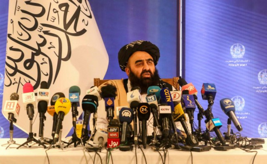 Nedelju dana poslije i odmah tuča u talibanskoj vladi