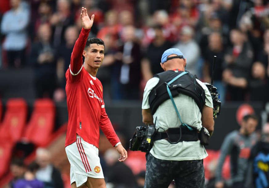 Ronaldo izdiktirao jelovnik koji se ne sviđa saigračima