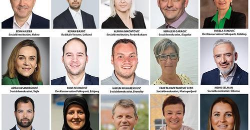 Na izborima u Danskoj rekordan broj kandidata porijeklom iz BiH