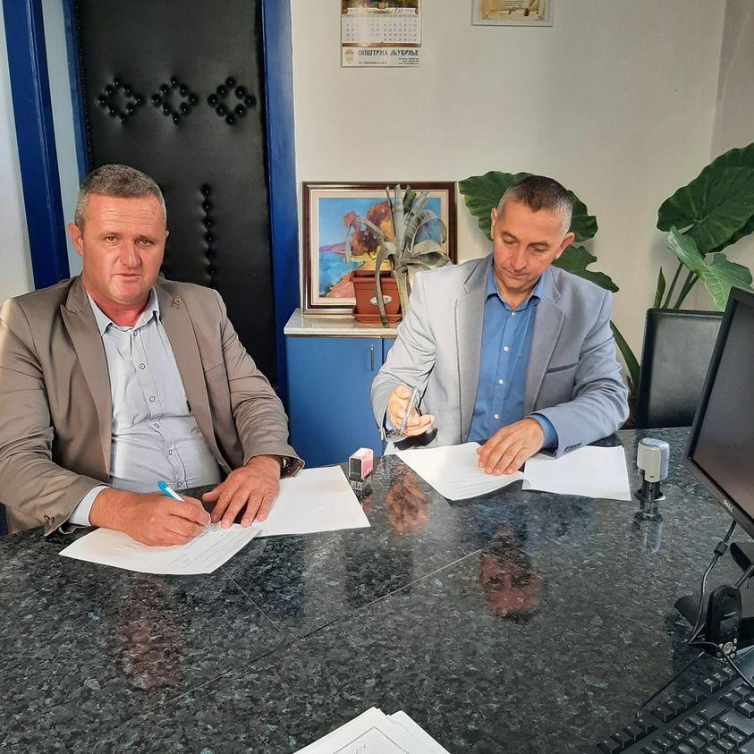 Potpisan ugovor za asfaltiranje ulica u Ljubinju
