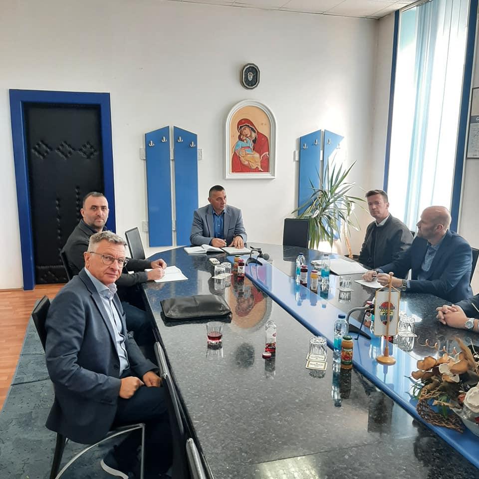 """Predstavnici poslovne asocijacije Norveška – BiH """"NBBA"""" posjetili opštinu Ljubinje"""