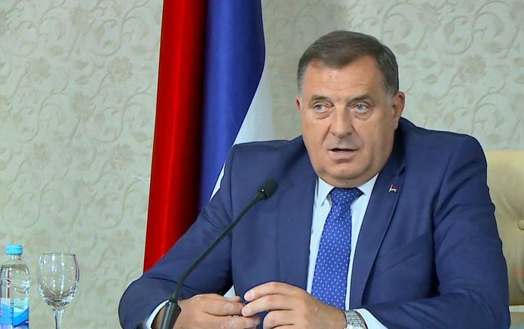 Dodik: Ako na teritoriji RS-a interveniše NATO, zvat ćemo prijatelje da nas zaštite - Istok