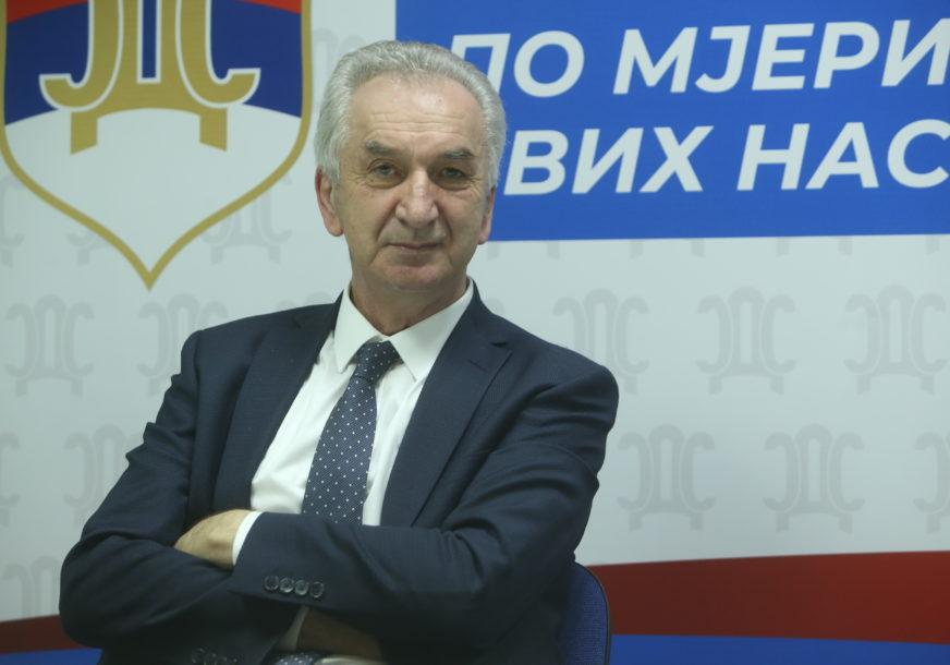 """Šarović o Prijedoru """"Ako ih tamo pobijedimo, mi smo pobjednici za opšte izbore 2022."""""""