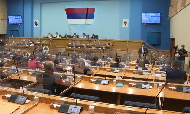 Poslanici NSRS odbili su prijedlog da se zakaže posebna tematska sjednica za RVI I PPB