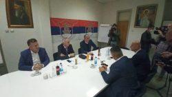 Lideri opozicije iz RS-a na sastanku u Istočnom Sarajevu: Nećemo stati i mnogi će biti iznenađeni našim reakcijama
