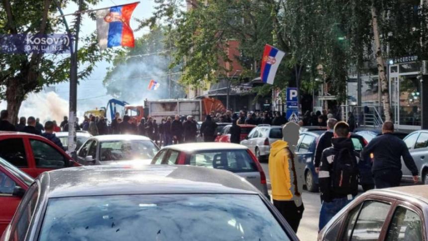 Suzavac i šok bombe, kosovska policija upala u apoteku