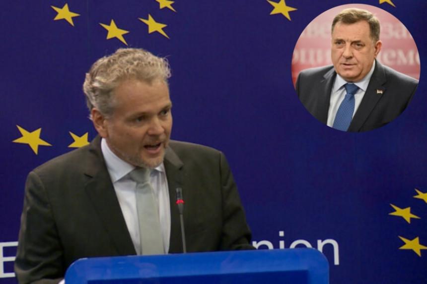 Oglasili se i iz Delegacije EU i poslali poruku